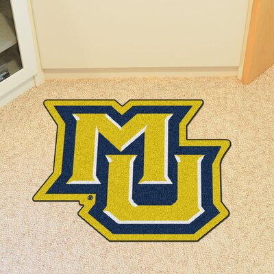 NCAA Marquette University Mascot Mat