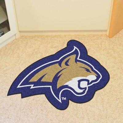 NCAA Montana State University Mascot Doormat