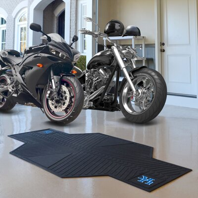NCAA University of Kentucky Motorcycle Motorcycle Utility Mat