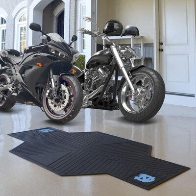 NCAA University of North Carolina - Chapel Hill Motorcycle Utility Mat
