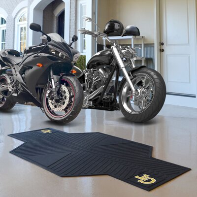 NCAA Georgia Tech Motorcycle Utility Mat