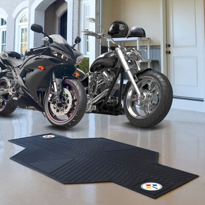 NFL - Pittsburgh Steelers Motorcycle Utility Mat