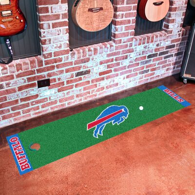 NFL Buffalo Bills Putting Green Mat