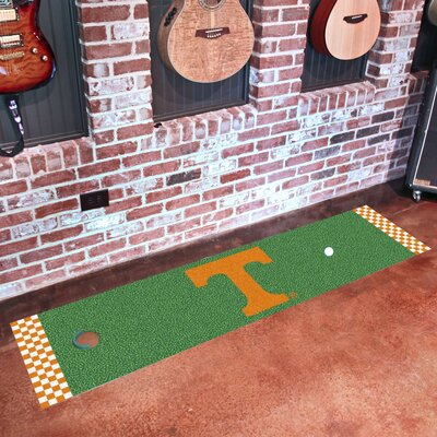 NCAA University of Tennessee Putting Green Doormat