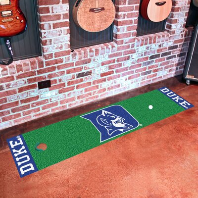 NCAA Syracuse University Putting Green Mat NCAA Team: Duke