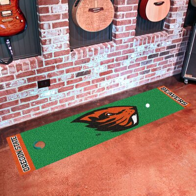 NCAA Syracuse University Putting Green Mat NCAA Team: Oregon State