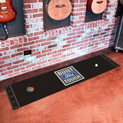 Ford - Built Ford Tough Putting Green Mat