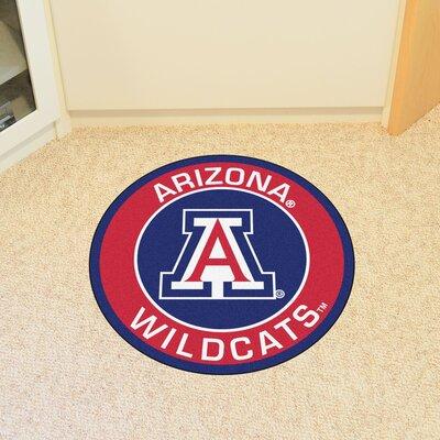 NCAA University of Arizona Roundel Mat