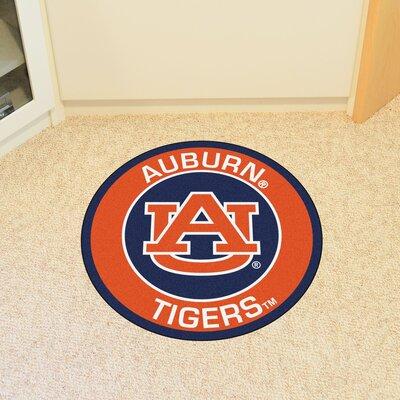NCAA Auburn University Roundel Mat