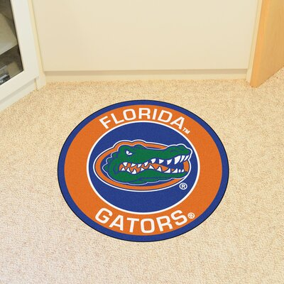 NCAA University of Florida Roundel Mat