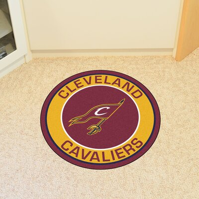NBA Cleveland Cavaliers Roundel Mat