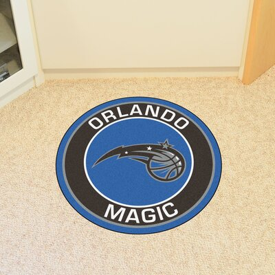 NBA Orlando Magic Roundel Mat