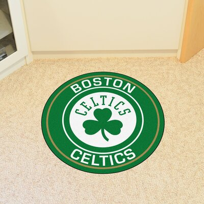 NBA Boston Celtics Roundel Mat