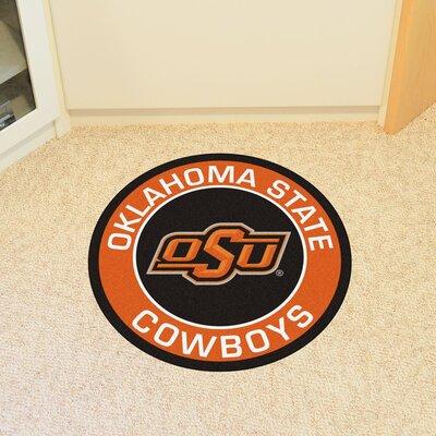 NCAA Oklahoma State University Roundel Mat