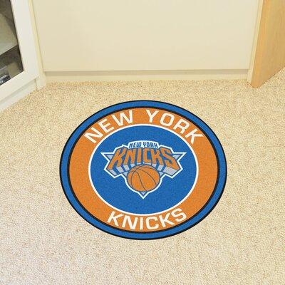 NBA New York Knicks Roundel Mat