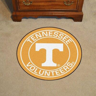 NCAA University of Tennessee Roundel Mat