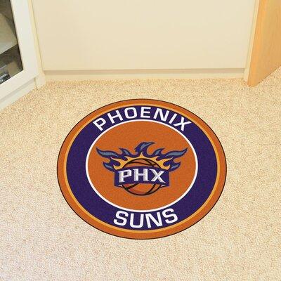 NBA Phoenix Suns Roundel Mat