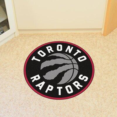 NBA Toronto Raptors Roundel Mat
