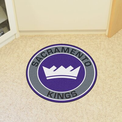 NBA Sacramento Kings Roundel Mat