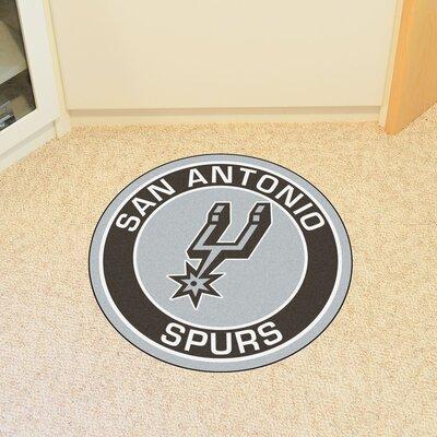 NBA San Antonio Spurs Roundel Mat