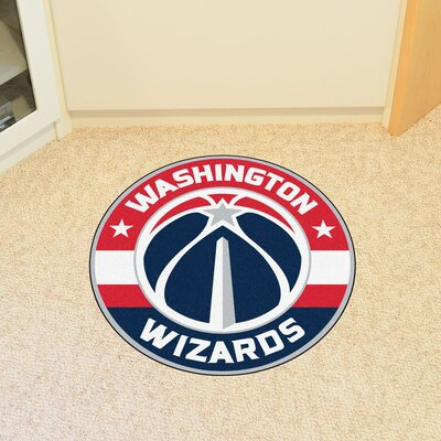 NBA Washington Wizards Roundel Mat