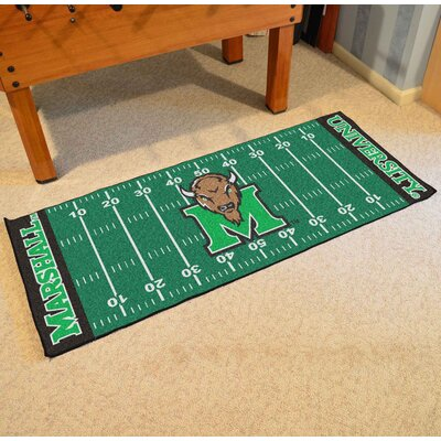 NCAA Marshall University Football Field Runner