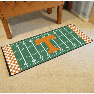 NCAA University of Tennessee Football Field Runner