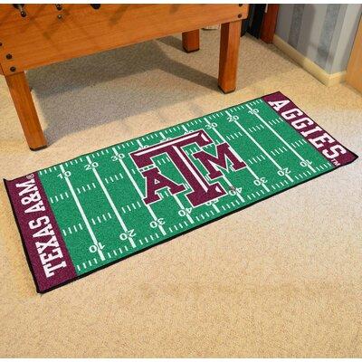 NCAA Texas A&M University Football Field Runner