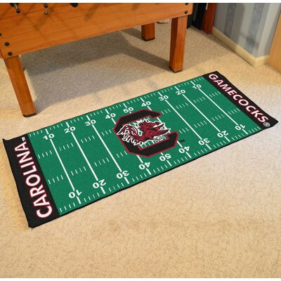 NCAA University of South Carolina Football Field Runner