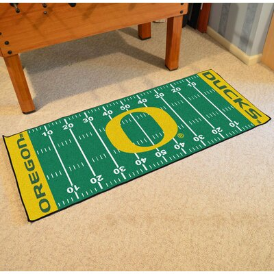 NCAA University of Oregon Football Field Runner