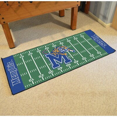 NCAA University of Memphis Football Field Runner