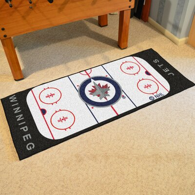 NHL - Winnipeg Jets Rink Runner