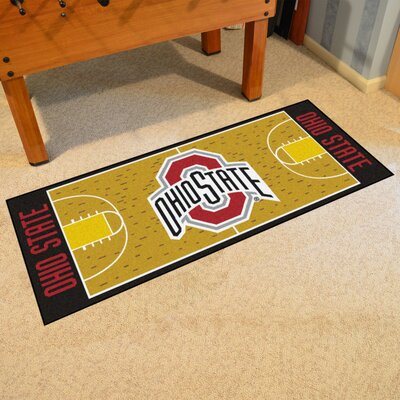 NCAA Ohio State University NCAA Basketball Runner