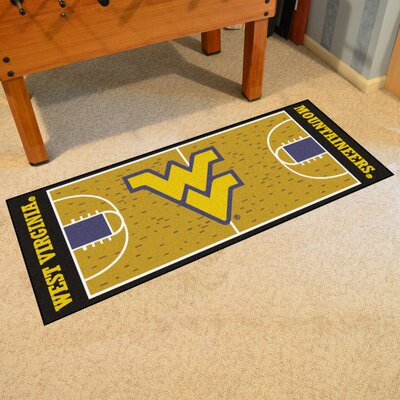 NCAA West Virginia University NCAA Basketball Runner