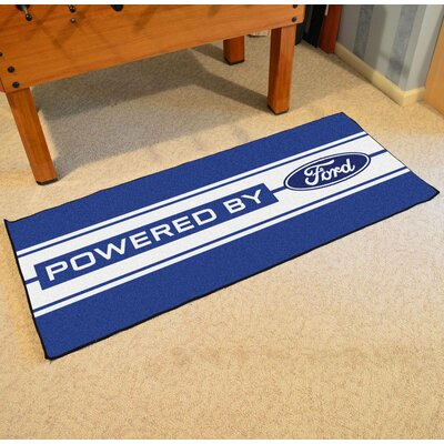 Ford - Ford Oval with Stripes Runner
