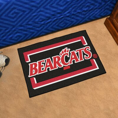NCAA University of Cincinnati Starter Mat