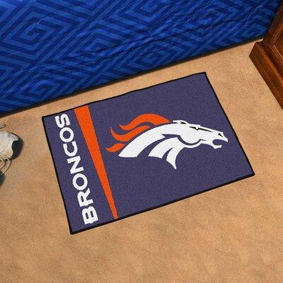 NFL - Denver Broncos Starter Doormat