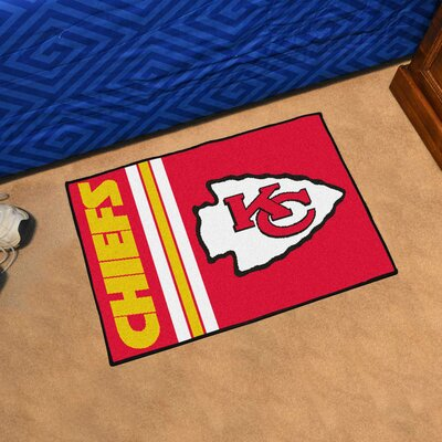 NFL - Kansas City Chiefs Starter Mat