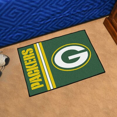 NFL - Green Bay Packers Starter Doormat