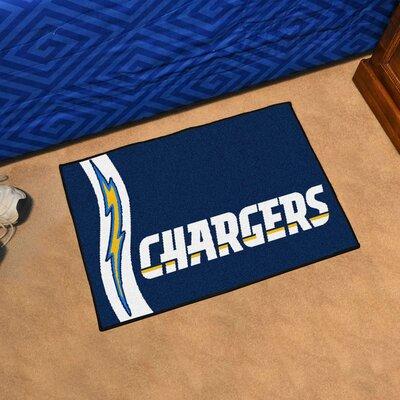 NFL - San Diego Chargers Starter Doormat 8231