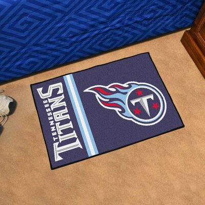 NFL - Tennessee Titans Starter Doormat