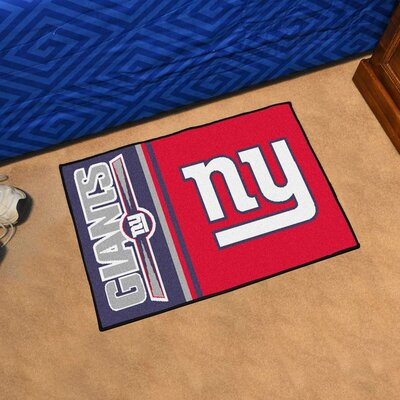 NFL - New York Giants Starter Doormat