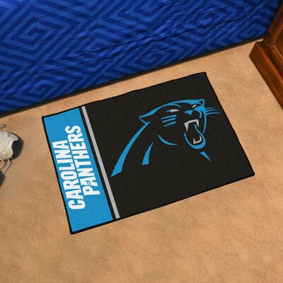 NFL Carolina Panthers Starter Mat