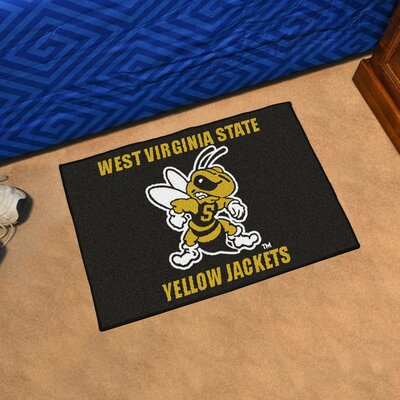 NCAA West Virginia State University Starter Mat