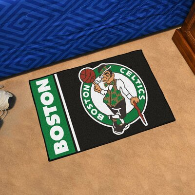 NBA Boston Celtics Starter Mat