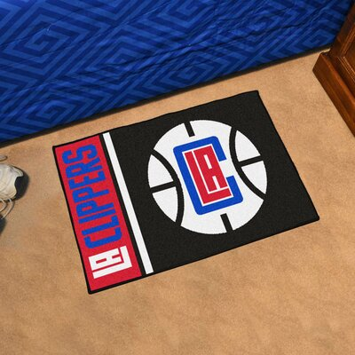 NBA Los Angeles Clippers Starter Mat