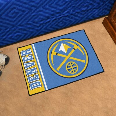 NBA Denver Nuggets Starter Mat