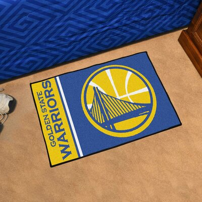 NBA Golden State Warriors Starter Mat