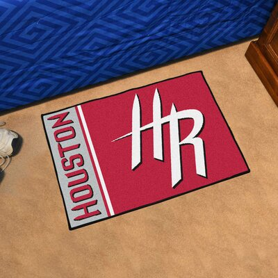 NBA Houston Rockets Starter Mat