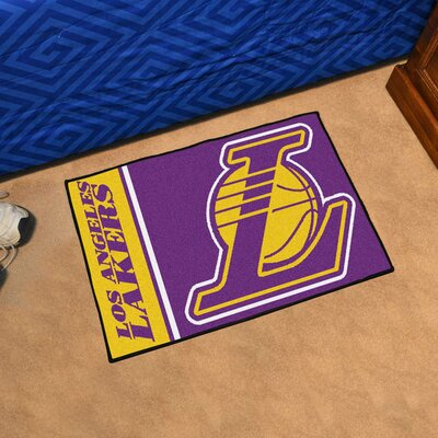 NBA Los Angeles Lakers Starter Mat
